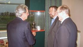 16/04/2004 Tentoonstelling rond 500 jaar chirurgie en farmacie en ziekenverzorging
