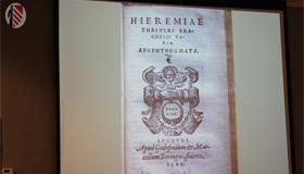 18/01/2014 Voorstelling nieuw boek Triverius APOPHTHEGMATA