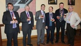 Algemene vergadering 23/01/2010 met 3 nieuwe leden