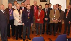 24/01/2009 Algemene vergadering + brief aan de burgemeester